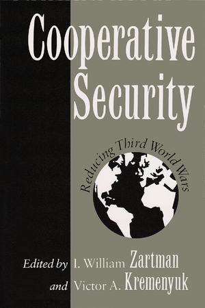 Cover for the book: Cooperative Security