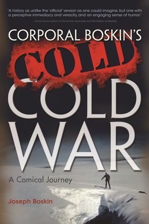 Cover for the book: Corporal Boskin's Cold Cold War