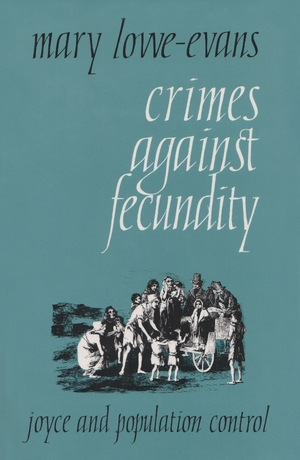 Cover for the book: Crimes Against Fecundity