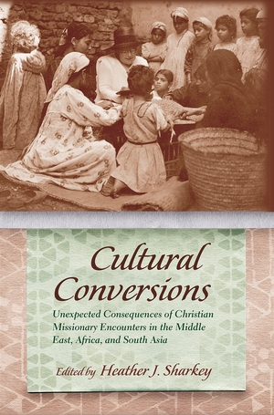 Cover for the book: Cultural Conversions