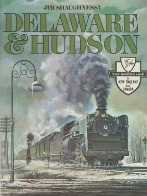 Cover for the book: Delaware and Hudson