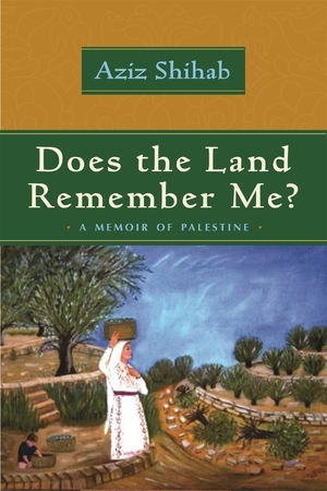 Cover for the book: Does the Land Remember Me?