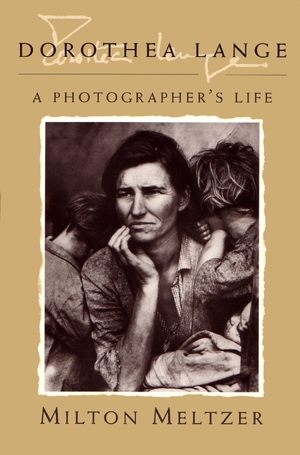 Cover for the book: Dorothea Lange