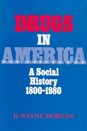 Cover for the book: Drugs in America