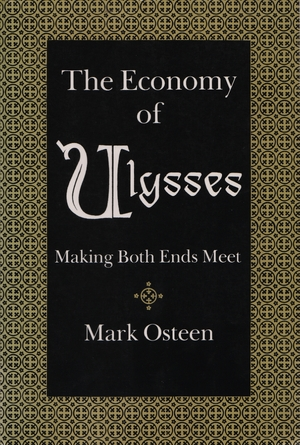 Cover for the book: Economy of Ulysses, The
