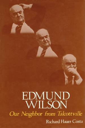 Cover for the book: Edmund Wilson