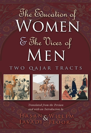 Cover for the book: Education of Women and The Vices of Men, The