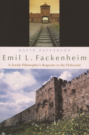 Cover for the book: Emil L. Fackenheim