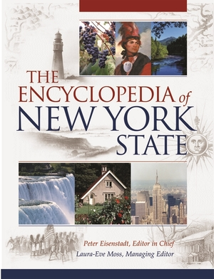 Cover for the book: Encyclopedia of New York State, The