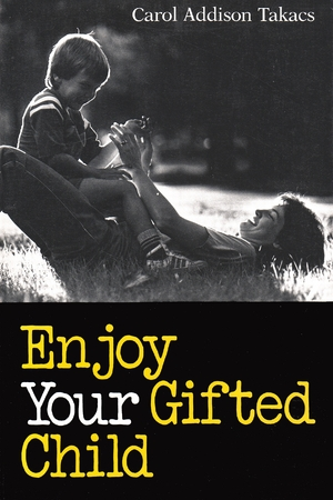 Cover for the book: Enjoy Your Gifted Child