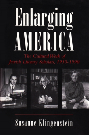 Cover for the book: Enlarging America