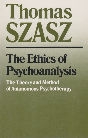 Cover for the book: Ethics of Psychoanalysis, The