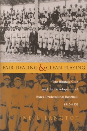 Cover for the book: Fair Dealing and Clean Playing