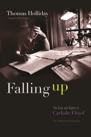 Cover for the book: Falling Up