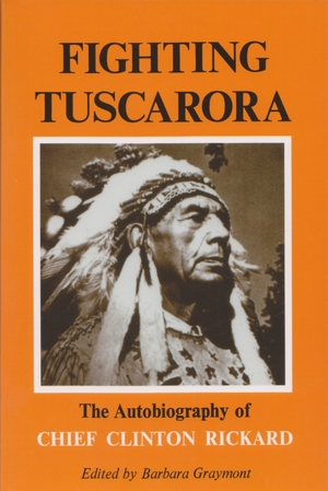 Cover for the book: Fighting Tuscarora