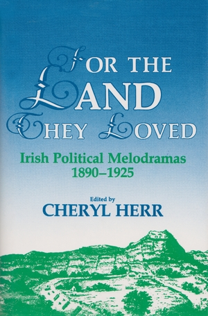 Cover for the book: For the Land They Loved