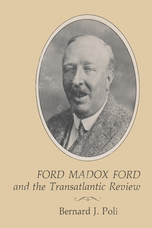 Cover for the book: Ford Maddox Ford and the Transatlantic Review
