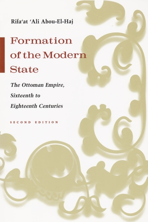 Cover for the book: Formation of the Modern State