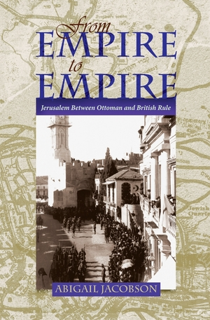 Cover for the book: From Empire to Empire