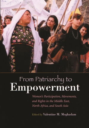Cover for the book: From Patriarchy to Empowerment