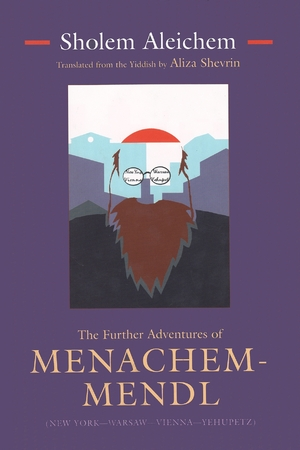 Cover for the book: Further Adventures of Menachem-Mendl, The