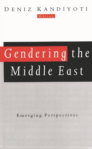 Cover for the book: Gendering the Middle East