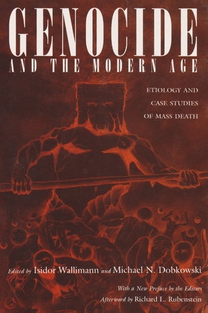 Cover for the book: Genocide and the Modern Age