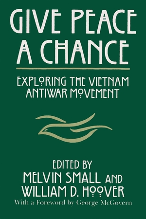 Cover for the book: Give Peace a Chance