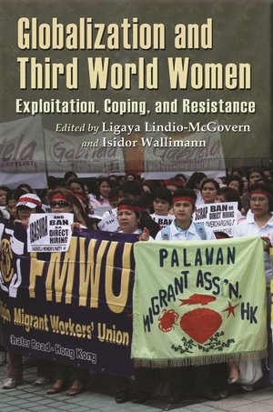 Cover for the book: Globalization and Third World Women