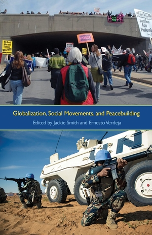 Cover for the book: Globalization, Social Movements, and Peacebuilding