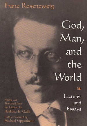 Cover for the book: God, Man, and the World