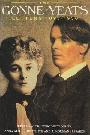 Cover for the book: Gonne-Yeats Letters, 1893-1938, The