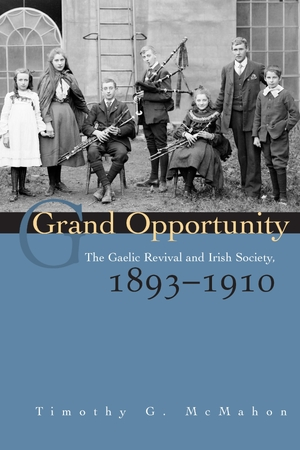 Cover for the book: Grand  Opportunity