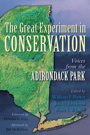 Cover for the book: Great Experiment in Conservation, The