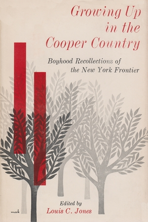 Cover for the book: Growing Up in Cooper Country