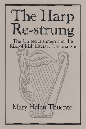 Cover for the book: Harp Re-strung, The
