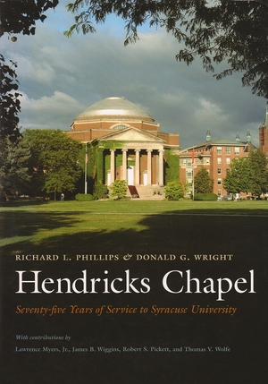 Cover for the book: Hendricks Chapel