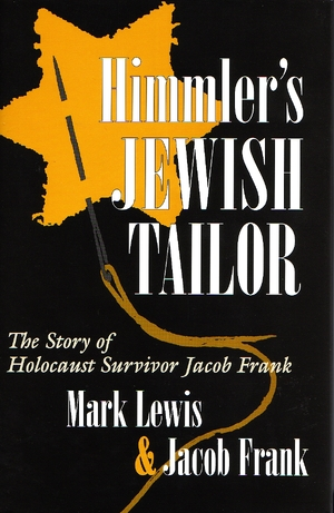 Cover for the book: Himmler's Jewish Tailor