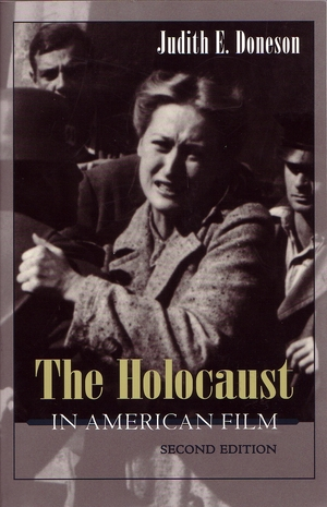 Cover for the book: Holocaust in American Film, The