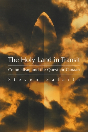Cover for the book: Holy Land  in Transit, The