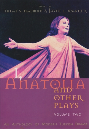 Cover for the book: I, Anatolia and Other Plays