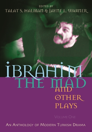 Cover for the book: Ibrahim the Mad and Other Plays