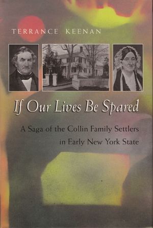 Cover for the book: If Our Lives Be Spared