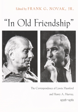 Cover for the book: In Old Friendship