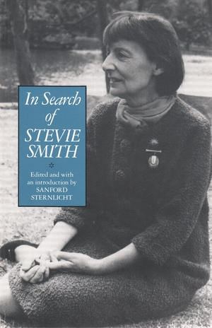 Cover for the book: In Search of Stevie Smith