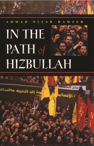 Cover for the book: In the Path of Hizbullah