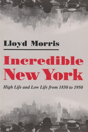 Cover for the book: Incredible New York