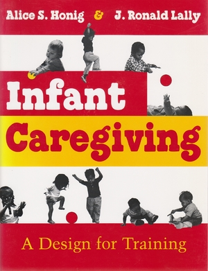 Cover for the book: Infant Caregiving