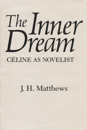 Cover for the book: Inner Dream, The