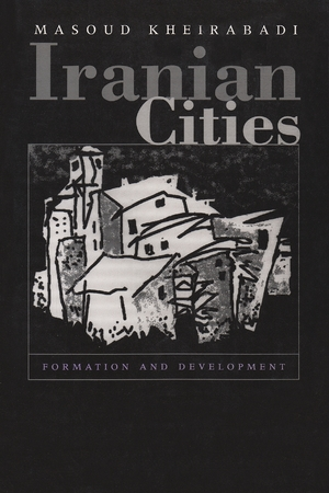 Cover for the book: Iranian Cities